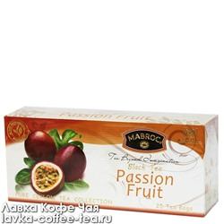"чай Mabroc Ceylon Collection ""Passion Fruit"" 25 пак."