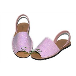 Абаркасы ZAPATOS · 364 glitter rosa ·