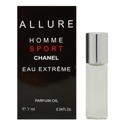 "Масляные духи с феромонами Chanel ""Allure Homme Sport Extreme"" 7ml"