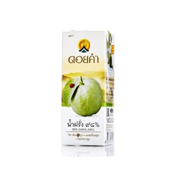 Сок гуавы (98%) 200 мл / 98% guava juice 200 ml