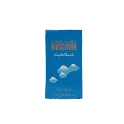 Масляные духи Moschino - Cheap & Chic Light clouds 7 ml for Woman