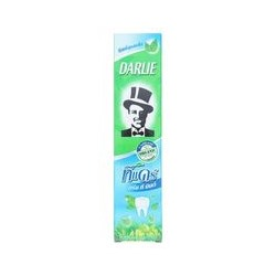 3Зубная паста Tea Care с мятой и зеленым чаем от Darlie 160 гр / Darlie Tea Care Green Tea Mint Fluoride Toothpaste 160g