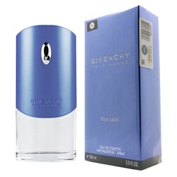 "Givenchy ""Pour Homme Blue Label"" 100ml ОАЭ"