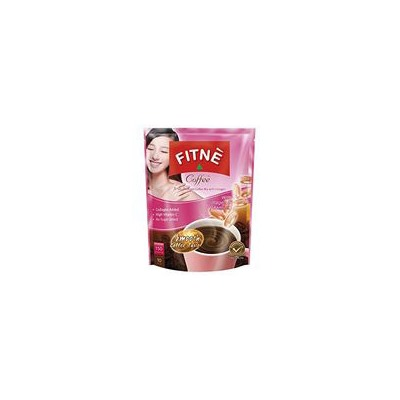 Растворимый кофейный напиток Instant Coffee Mix с коллагеном Fitne 150 гр / Fitne Instant Coffee Mix with Collagen 150g