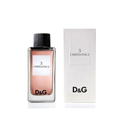 "D&G ""L'Imperatrice №3"" for women 100ml, 4.45