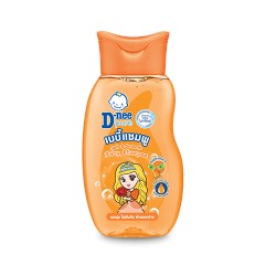 Детский мягкий шампунь D-nee 200мл / D-nee Pure Soft & Smooth Bye Bye Tears Formula Baby Shampoo 200 ml